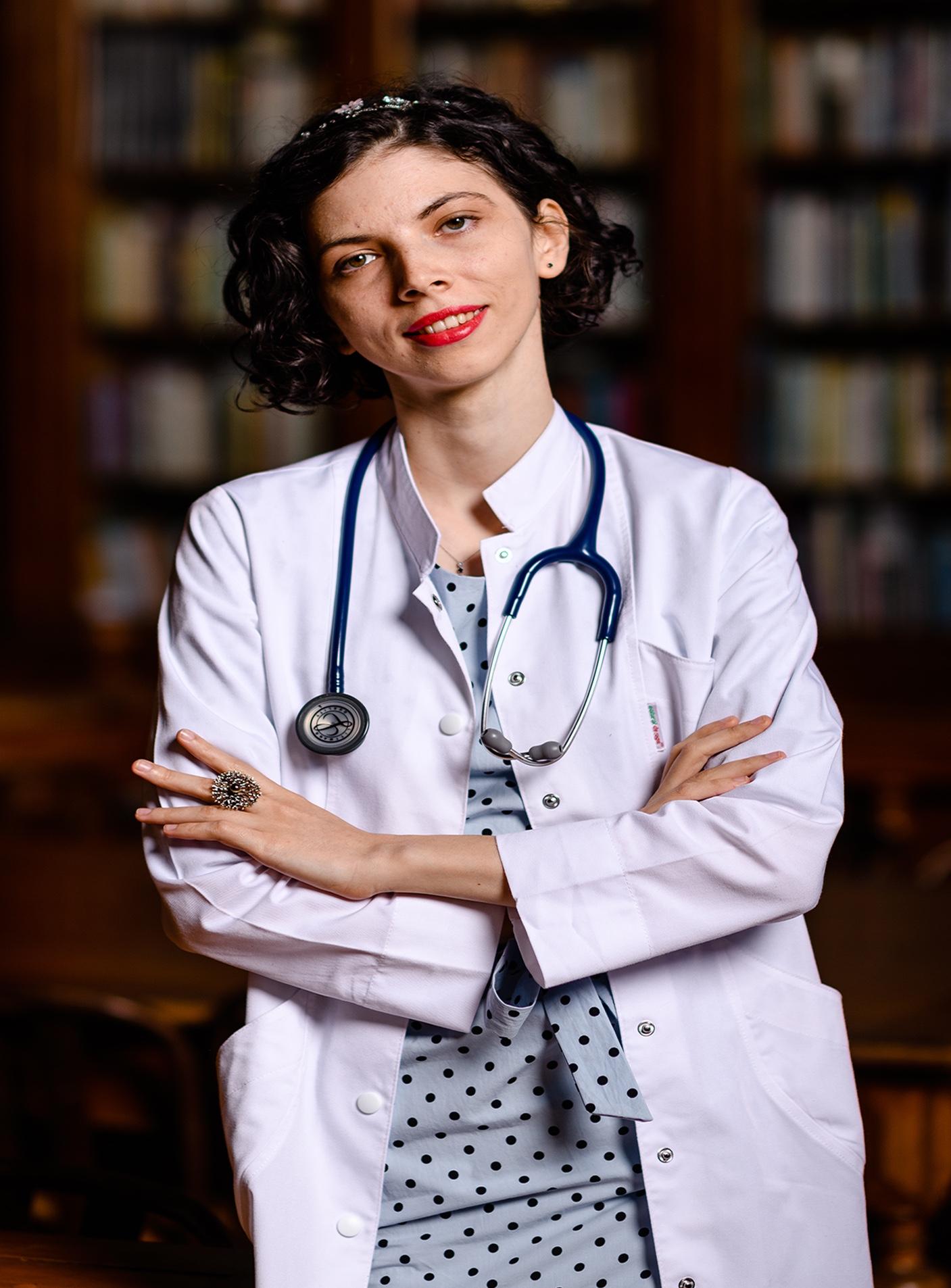 Elena Dobrică